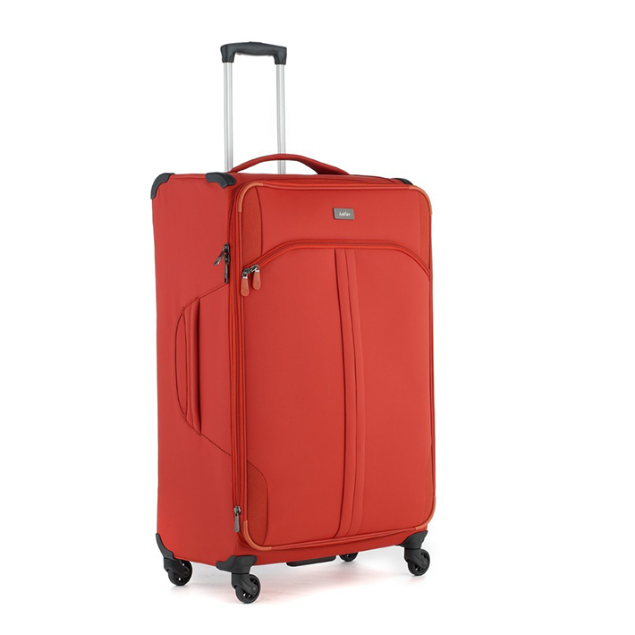 Antler Aire Large Suitecase - Red - 03